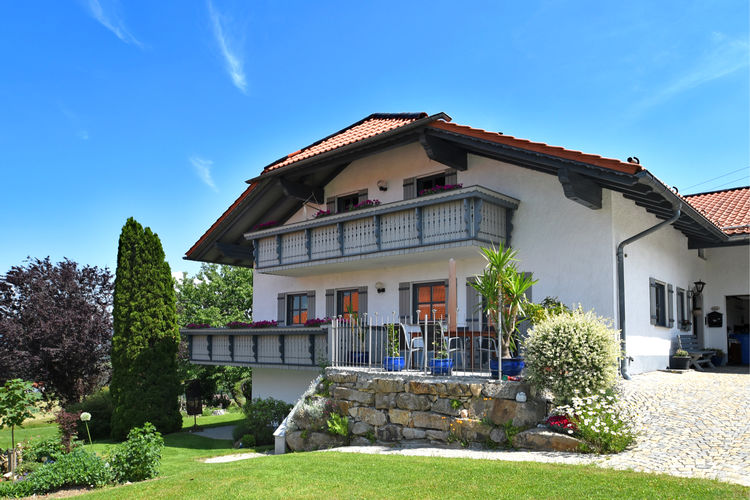 Duitsland | Beieren | Appartement te huur in Waldkirchen   met wifi 4 personen
