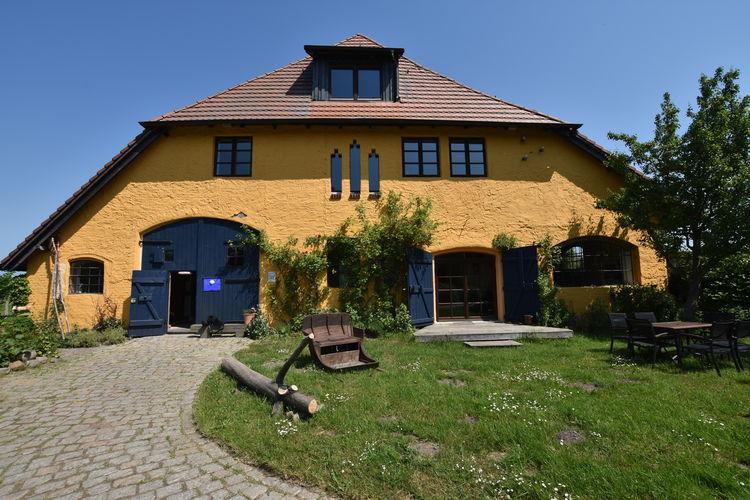 Duitsland | Ostsee | Appartement te huur in Buschenhagen   met wifi 4 personen