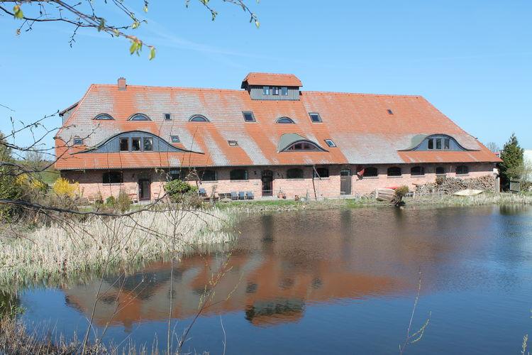 Duitsland | Ostsee | Appartement te huur in Buschenhagen   met wifi 15 personen
