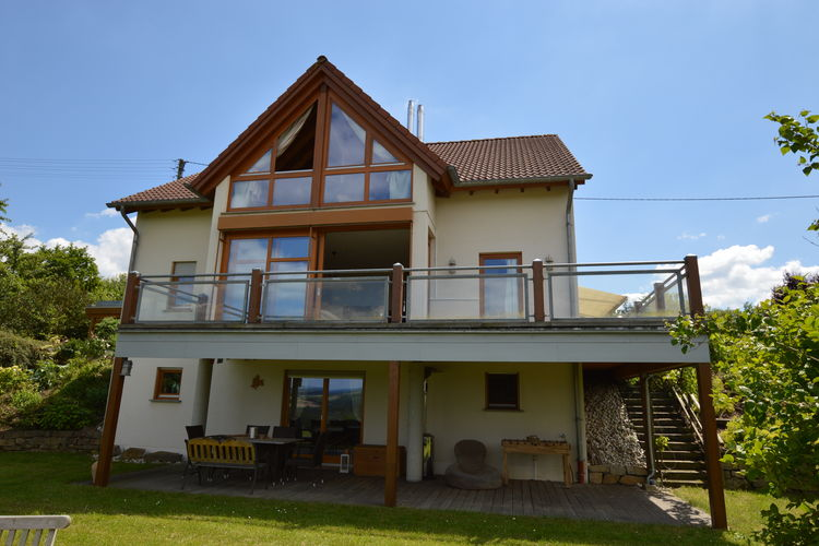 Villa  met wifi  SpeicherVilla Weitblick