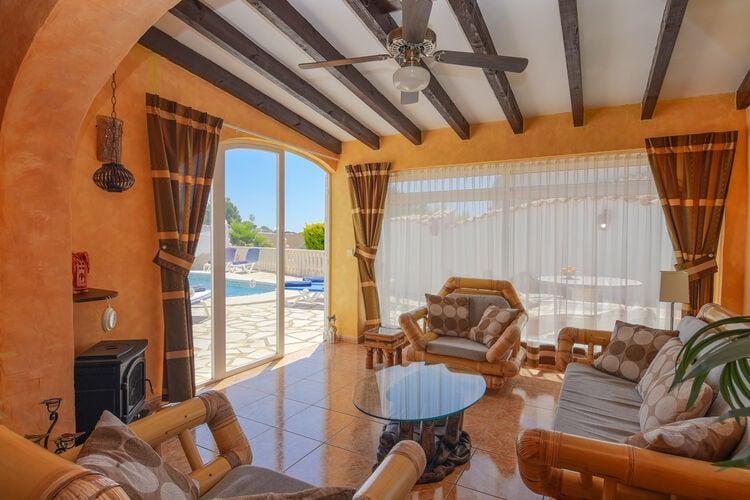 Villa Spanje, Costa Blanca, Altea La Vella Villa ES-00013-175