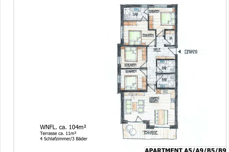 Ref: AT-5721-139 4 Bedrooms Price