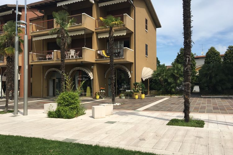 Vakantiewoning Italië, Italiaanse Meren, Sirmione Appartement IT-25019-35