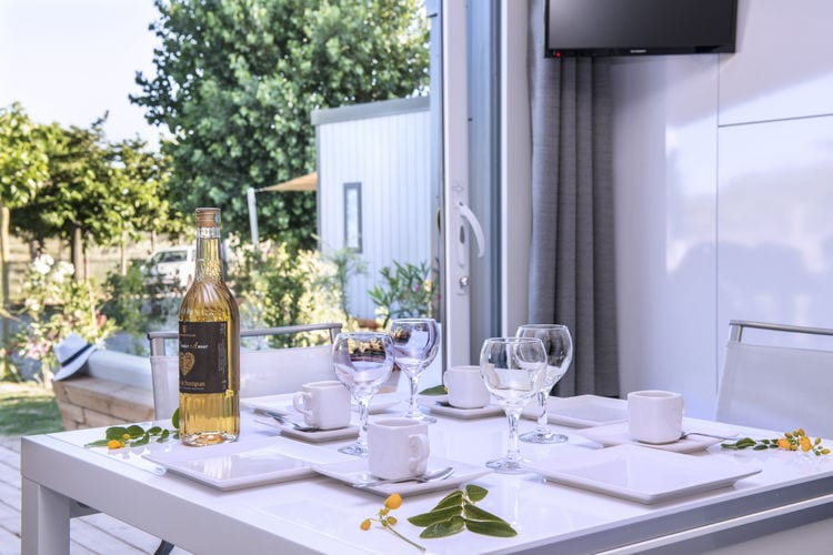 Chalet Frankrijk, Languedoc-roussillon, Vendres-Plage Chalet FR-34350-16