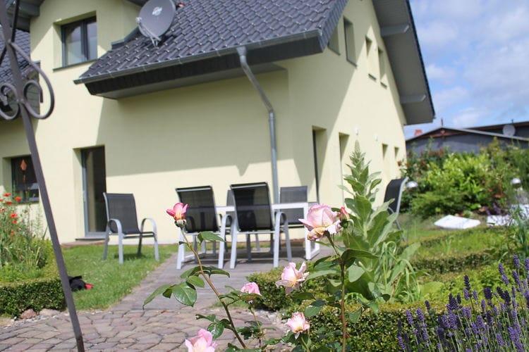 vakantiehuis Duitsland, Ostsee, Kägsdorf vakantiehuis DE-00011-46-01