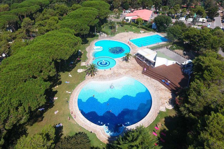 Chalet Italië, Campania, Baia Domizia (CE) Chalet IT-81030-09