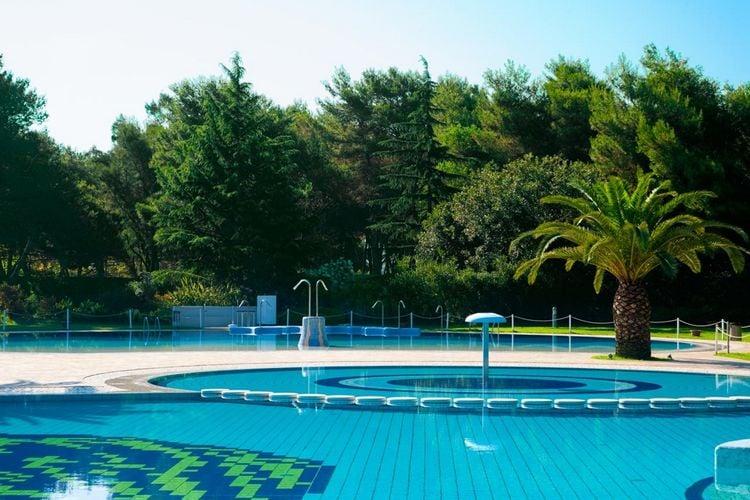 Chalet met Zwembad te huur