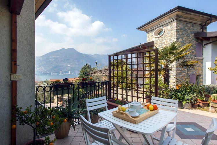 Appartement  met wifi  Monte Isola  Oasi Verde