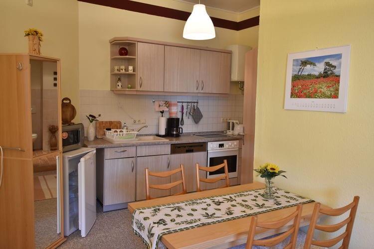 Duitsland | Ostsee | Appartement te huur in Wendelstorf   met wifi 3 personen