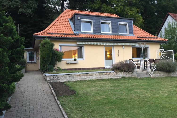 Duitsland | Berlijn | Vakantiehuis te huur in Bad-Harzburg   met wifi 8 personen