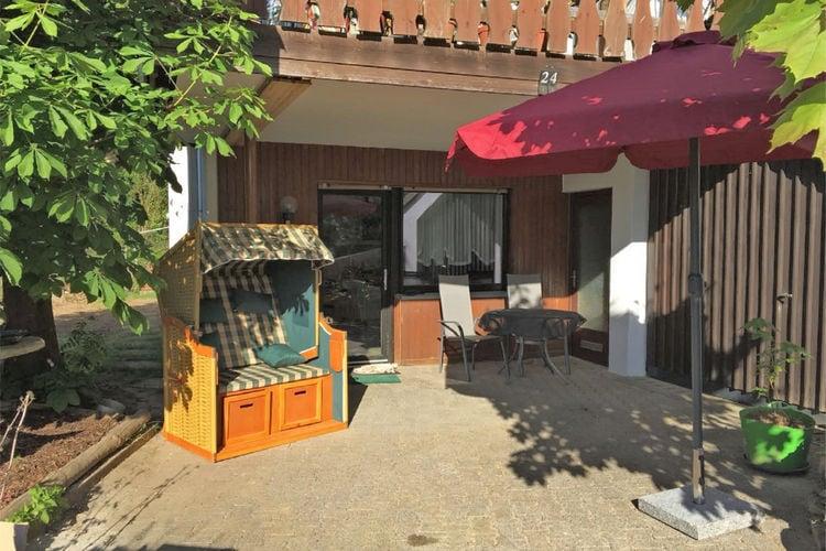 Appartement huren in Westerwald -   met wifi  voor 3 personen  Dit moderne appartement ligt op de..