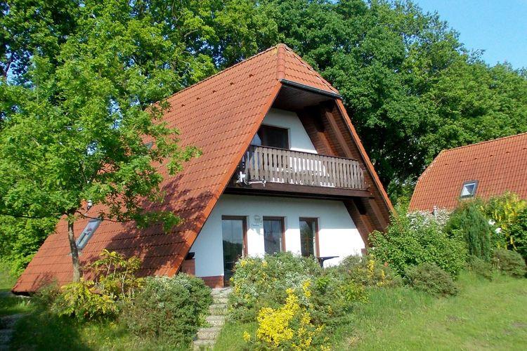 Vakantiehuis  met wifi  Marlow  Haus Brigitte  /Terrasse