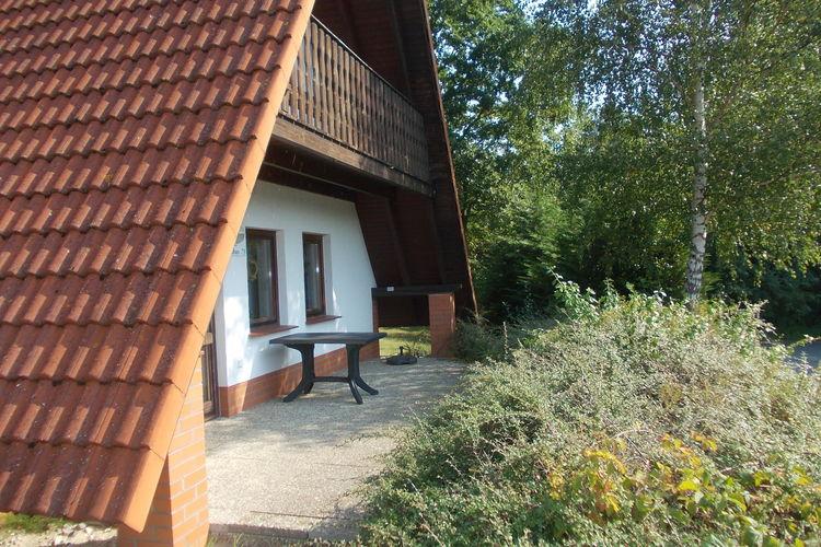 Vakantiehuis  met wifi  MarlowFinnhaus Hanni