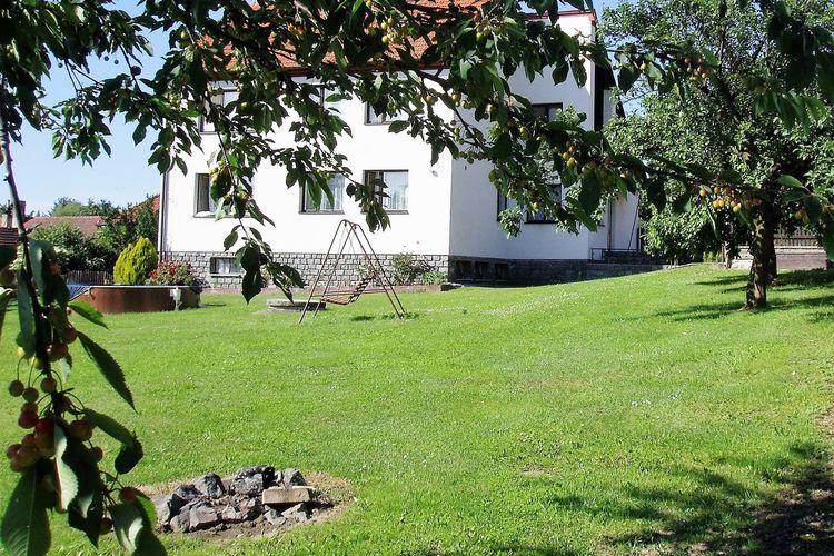 Villa Tsjechië, Zuid-Bohemen , Skrýchov u Malšic Villa CZ-39175-05