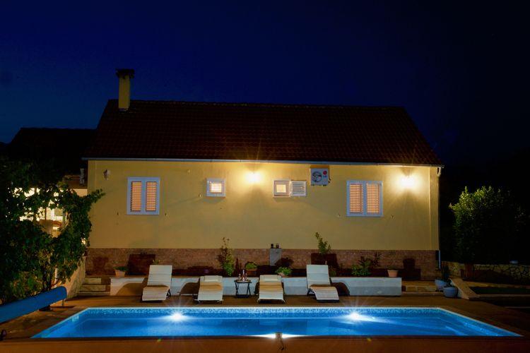 Villa Kroatië, Dalmatie, Zaton Obrovacki Villa HR-00012-28