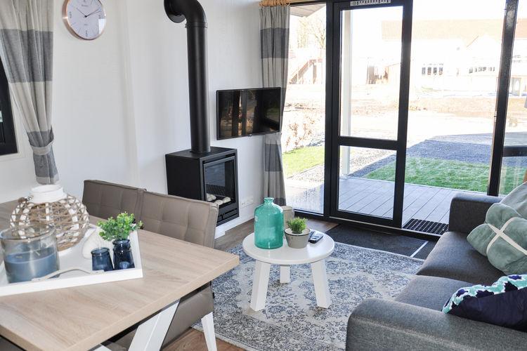 Vakantiehuizen Nederland | Noord-Holland | Chalet te huur in Hellevoetsluis   met wifi 4 personen