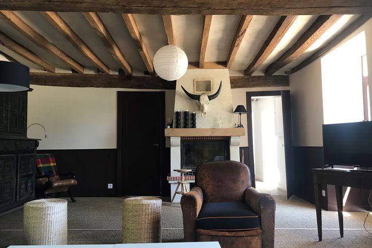 vakantiehuis Frankrijk, Pays de la loire, Saint Laurent-des-Mortiers vakantiehuis FR-53290-02