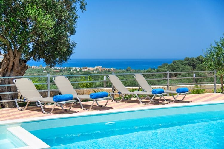 Villa Griekenland, kreta, Georgioupolis Villa GR-73007-15