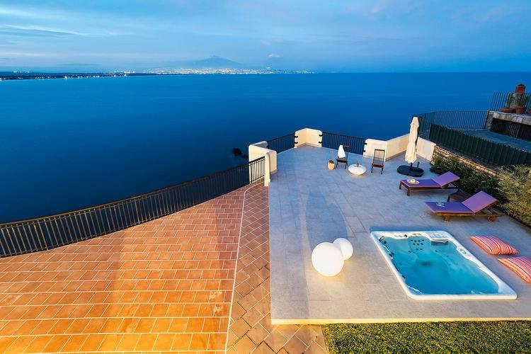 Villa  met wifi  Augusta  Baia Riccio