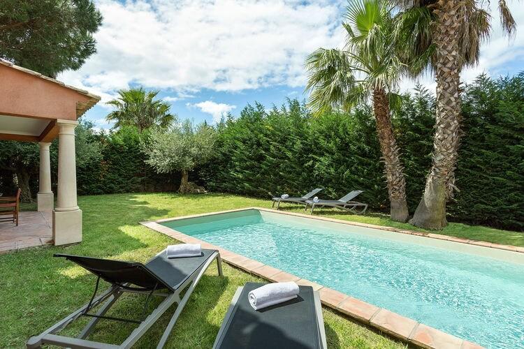 Villa Frankrijk, Provence-alpes cote d azur, Sainte-Maxime Villa FR-83120-119