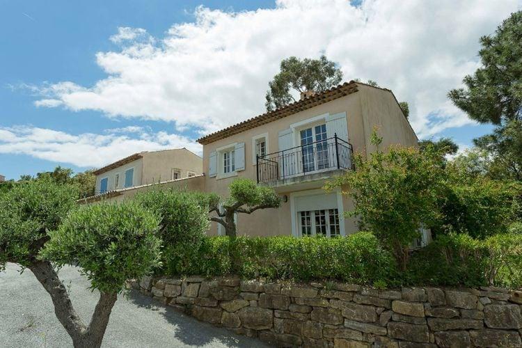Villa huren in Sainte-Maxime - met zwembad  met wifi met zwembad voor 7 personen  Sinds mei 2018 zijn er tien villa'..