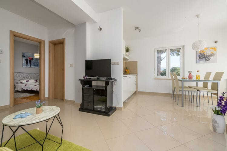 Appartement Kroatië, Dalmatie, Kastel Stafilic Appartement HR-21217-07