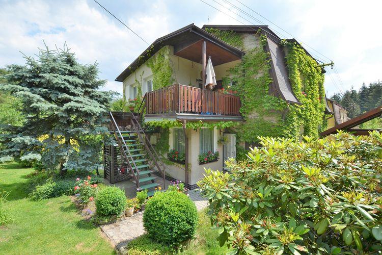 Vakantiehuizen Tsjechie | West-Bohemen | Appartement te huur in Karlovy-Vary   met wifi 4 personen
