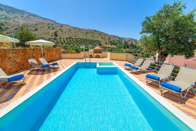 Villa Griekenland, kreta, Georgioupolis Villa GR-73007-16