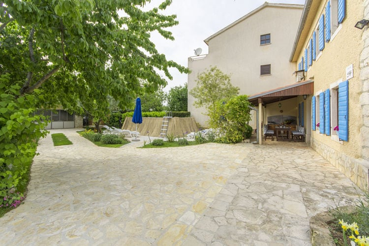vakantiehuis Kroatië, Istrie, Sisan vakantiehuis HR-52100-282