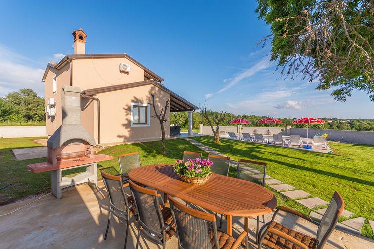 Villa Kroatië, Istrie, Tinjan Villa HR-52444-59