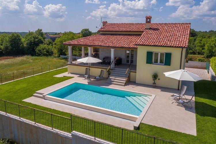 Villa Kroatië, Istrie, Barat Villa HR-52352-36