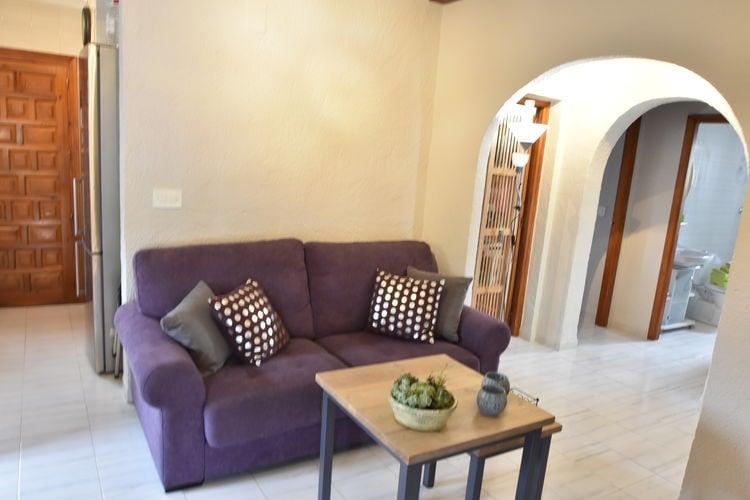 Villa Spanje, Costa Blanca, Pedreguer Villa ES-00015-77