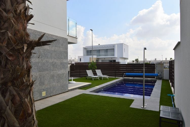 Villa Spanje, Costa Blanca, Vistabella Golf Orihuela Villa ES-00015-78