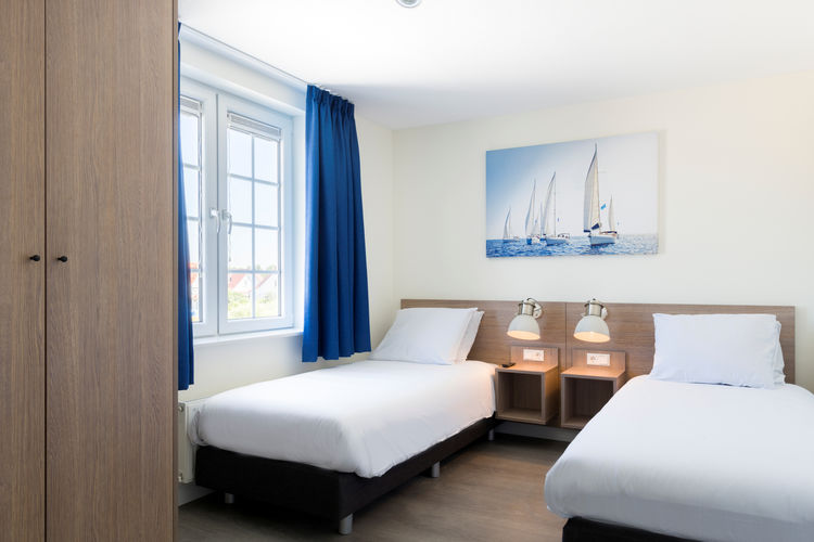 Villa Nederland, Zeeland, Cadzand-Bad Villa NL-4506-44
