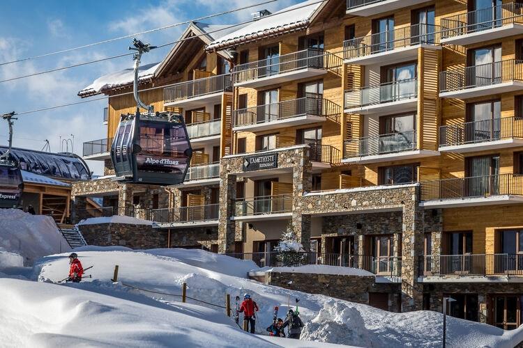 Vakantiehuizen Frankrijk | Rhone-alpes | Appartement te huur in Huez   met wifi 2 personen