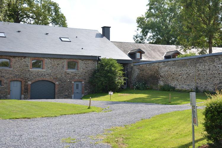 Vakantiehuis  met wifi  Sainte-OdeLe vieil érable