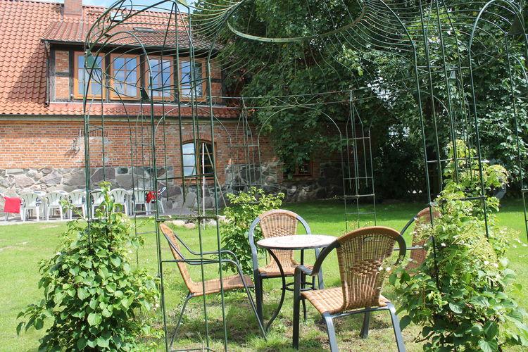 vakantiehuis Duitsland, Ostsee, Gressow vakantiehuis DE-00014-48-01