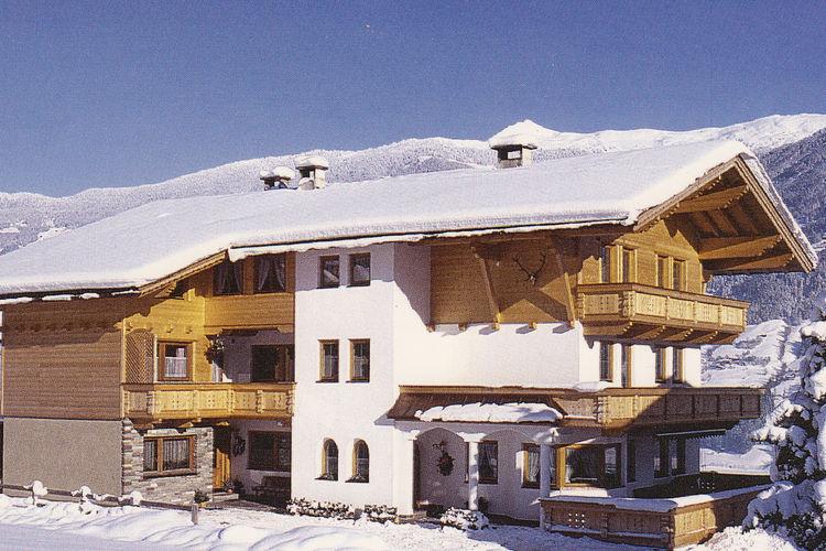 Vakantiewoning Oostenrijk, Tirol, Fügenberg Appartement AT-6264-17