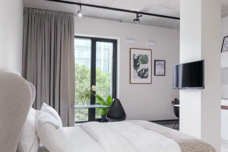 Poznań Vakantiewoningen te huur Deluxe studio apartment