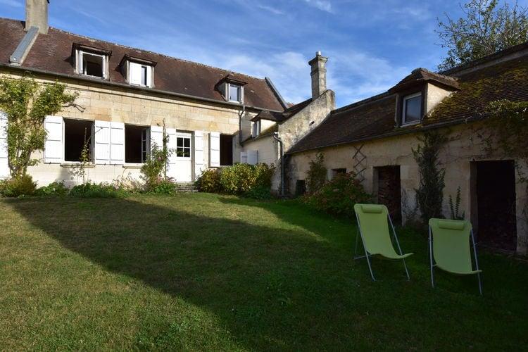 Vakantiewoning Frankrijk, , Machemont vakantiewoning FR-60150-01
