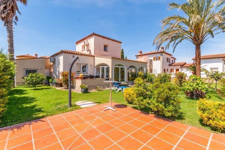 Villa Spanje, Costa Brava, Vilacolum Villa ES-00015-91
