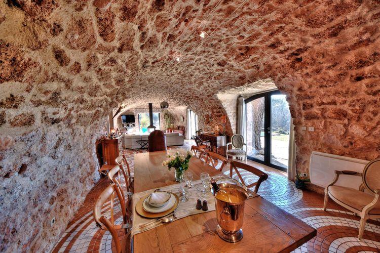 Villa Frankrijk, Provence-alpes cote d azur, Villecroze Villa FR-83690-55
