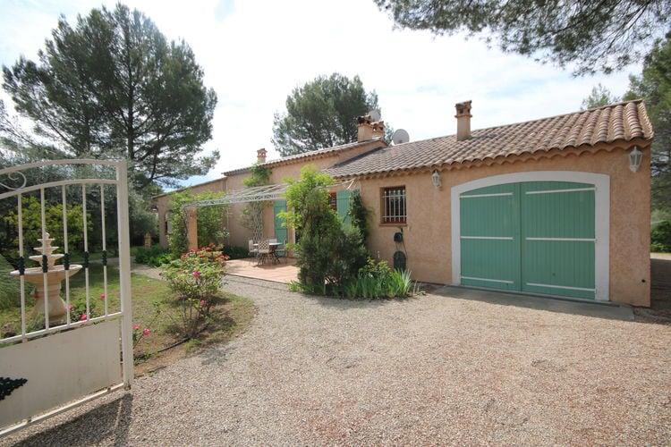 Villas Frankrijk | Provence-alpes-cote-d-azur | Villa te huur in Salernes met zwembad   6 personen