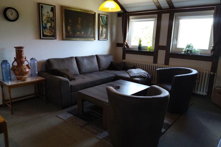 Vakantiehuizen Duitsland | Berlijn | Appartement te huur in Wildemann   met wifi 6 personen