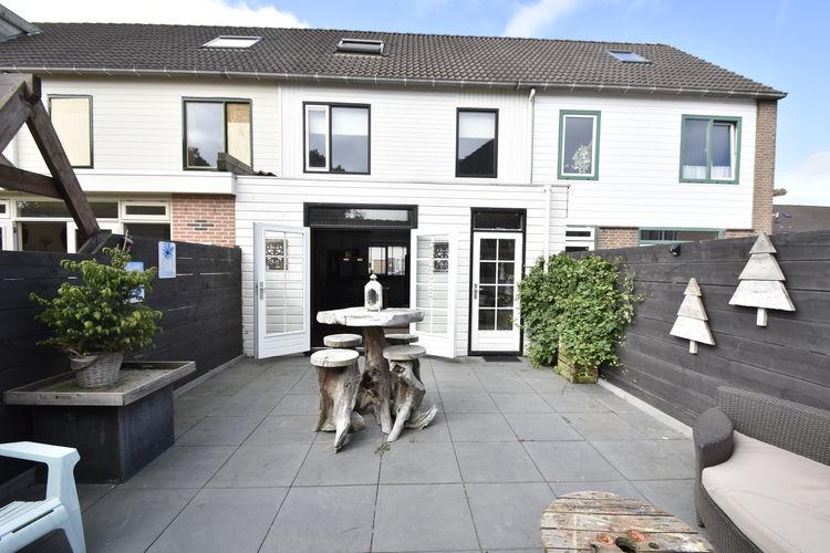 Julianadorp Vakantiewoningen te huur Gezellig vakantiehuis in rustige woonwijk aan de Noord-Hollandse Zeekust