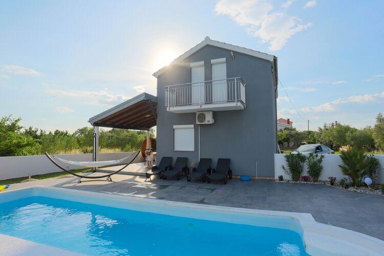 Villa Kroatië, Dalmatie, Sukošan Villa HR-00012-60