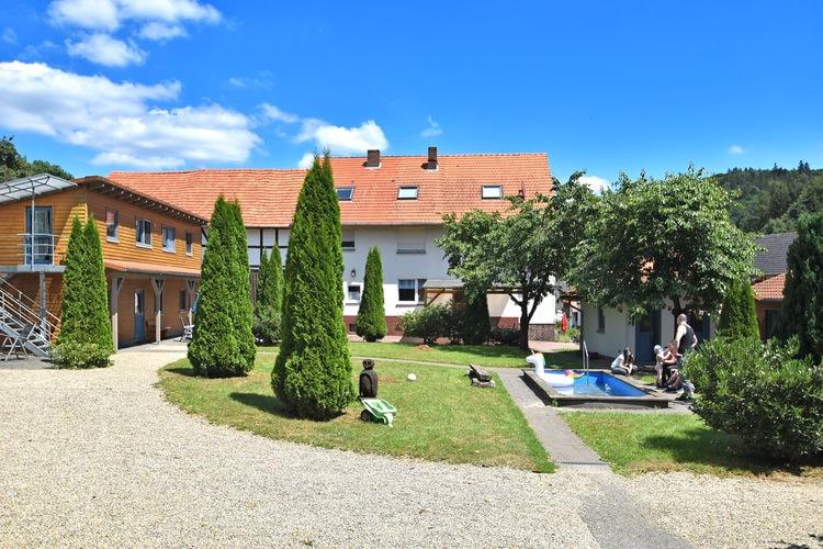Appartement  met wifi  Bad Wildungen  Am Ferienbauernhof - FW 7