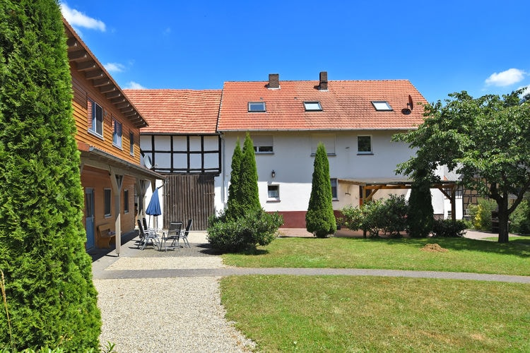 Appartement Duitsland, Hessen, Bad Wildungen Appartement DE-34537-14