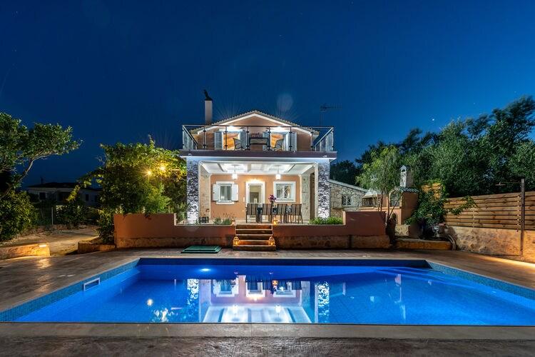 Villa Griekenland, grzak, Ζakynthos Villa GR-29100-06