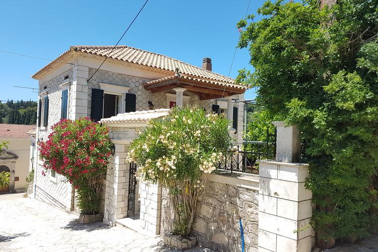 Griekenland | Grzak | Villa te huur in Loucha   met wifi 7 personen
